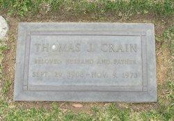 Thomas Jefferson Crain