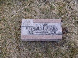 Maynard L Adams