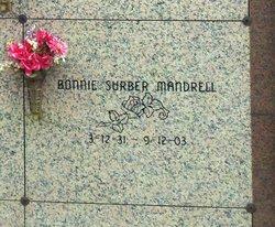 Bonnie I <i>Surber</i> Mandrell