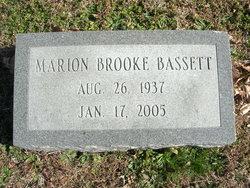 Marion Brooke Bassett