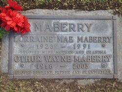 Lorraine Mae <i>Wilson</i> Maberry