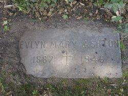 Evelyn Mary <i>Parent</i> Ashton