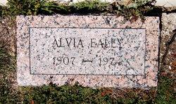 Alvia <i>Lockwood</i> Ealey