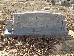 Roy Lee Shaw