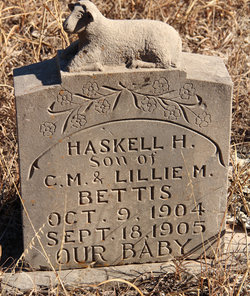 Haskell H Bettis