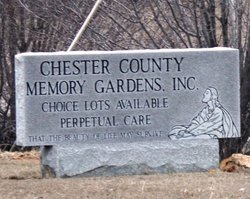 Chester County Memory Gardens