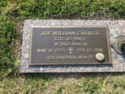 Joe William Cariker