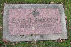 Elvin B. Anderson