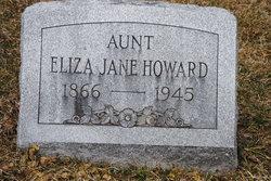 Eliza Jane Howard