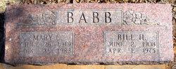 William Henry Babb