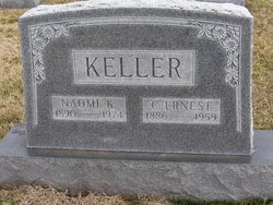 Naomi K. Keller