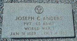 Joseph C Anders
