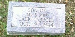 Infant Boy Carroll