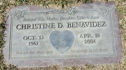 Christine Diane <i>Griego</i> Benavidez