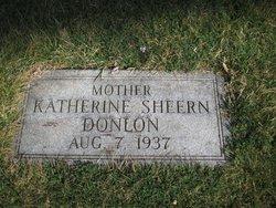 Katherine <i>Sheern</i> Donlon