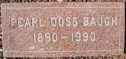 Pearl <i>Doss</i> Baugh
