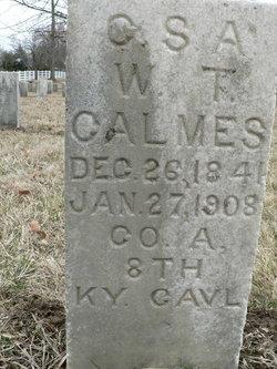 W. L. Calmes