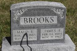 Maud E Brooks