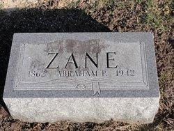 Abraham P Zane