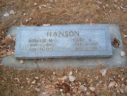 Rosalie Muriel <i>Shorts</i> Hanson