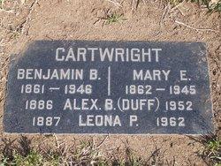 Alex B. Duff Cartwright