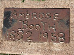 Ambrose Booth