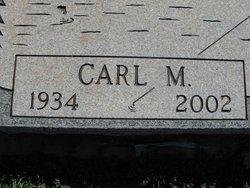 Carl M Ashing