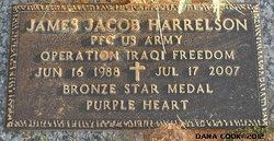 PFC James J. Harrelson