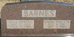 Elsie <i>Howell</i> Barnes