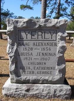 Louisa <i>Jennings</i> Lyerly