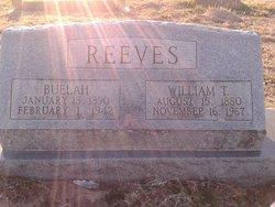 Beulah <i>McClelland</i> Reeves