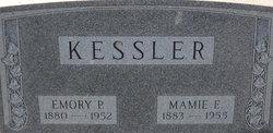 Mary Emma Mamie <i>Rohrbaugh</i> Kessler