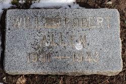 William Robert Allen