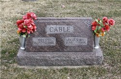 Bessie <i>Engle</i> Cable