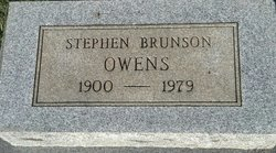 Stephen Bronson Owens