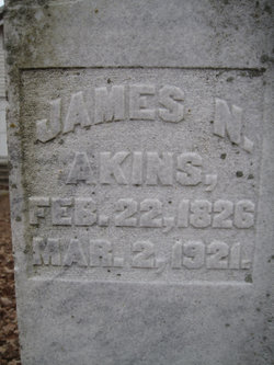 James Nelson Akins