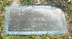 Pearl Houston McCullers