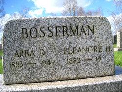 Arba Dale Bosserman