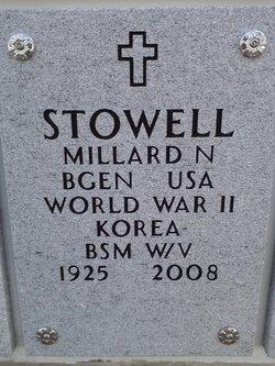 Millard N Stowell