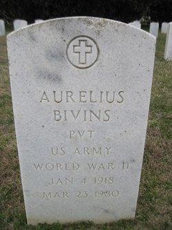 Aurelius Bivins