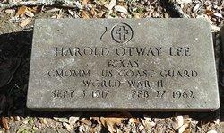 Harold Otway Lee