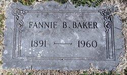 Fannie Bell Baker