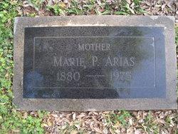 Mrs Marie P <i>Paredes</i> Arias