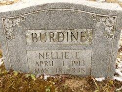 Nellie L Burdine