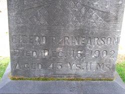 Cicero R. Rinearson