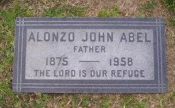 Alonzo John Abel