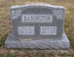 Vada Mae <i>Poffenberger</i> Babington
