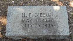 Harrison Patterson Gibson