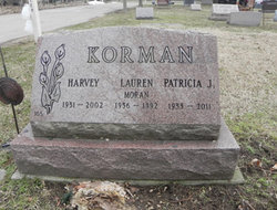 Lauren <i>Korman</i> Moran