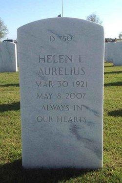 Helen Louise Aurelius